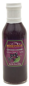 Honeyville Chokecherry Syrup-0