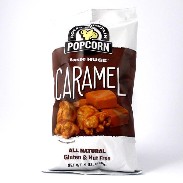 Rocky Mountain Gourmet Air-Popped Caramel Popcorn-0