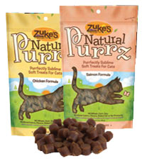 Zuke's Natural Purrz - Salmon-0