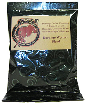 Durango Coffee Company Western Blend Single Pot Coffee-0