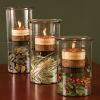 Hurricane Candle Lamp - Set of 3-0