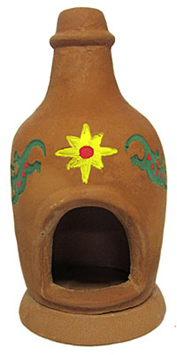 Chimenea (Fireplace) Incense Burner-0