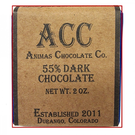 Animas Chocolate Company 55% Dark-0