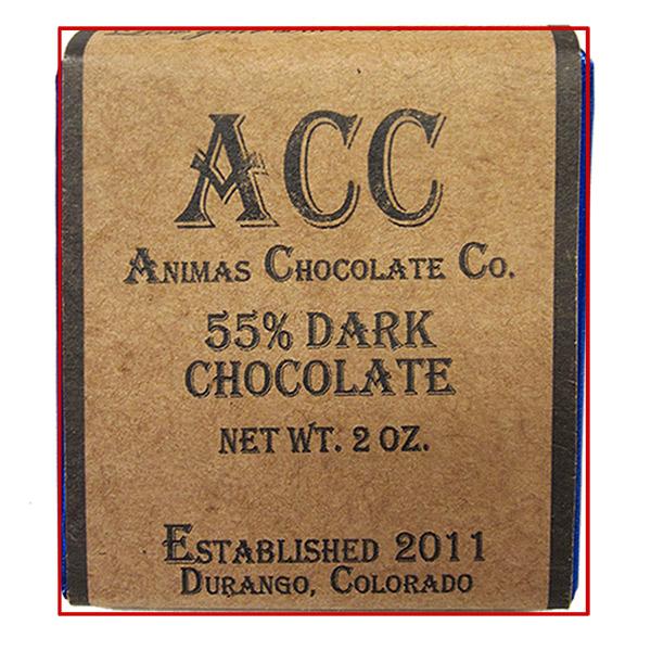 Animas Chocolate Company 55% Dark-0