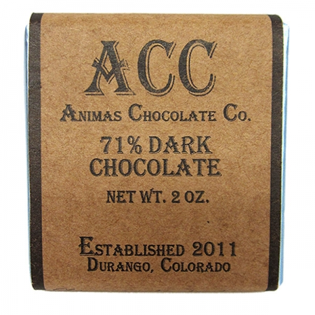 Animas Chocolate Company 71% Dark-0