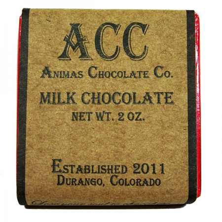 Animas Chocolate Company Milk Chocolate-0