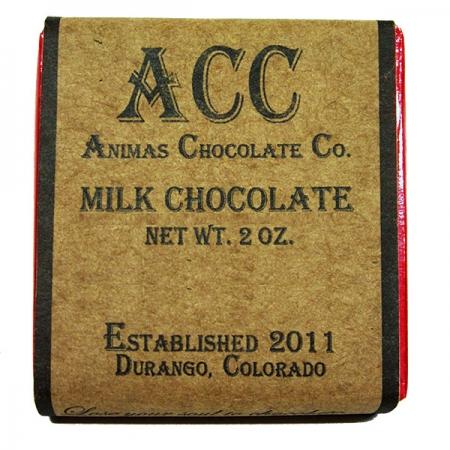 Animas Chocolate Company Milk Chocolate-0