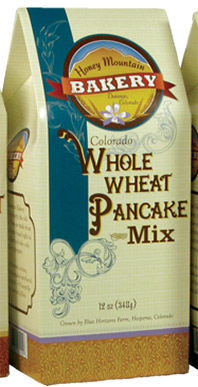 Honey Mountain Bakery Whole Wheat Pancake Mix-0