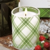 The Thymes Frasier Fir Votive Candle in Jar-0