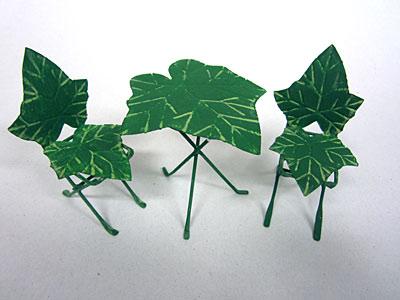 Green Ivy Bistro Set-0