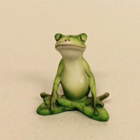 Yoga Frog (Lotus)-0