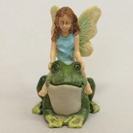 Fairy on Frog-0