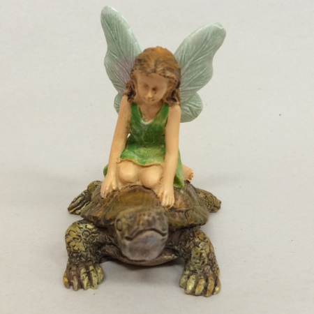 Fairy on Turtle-0
