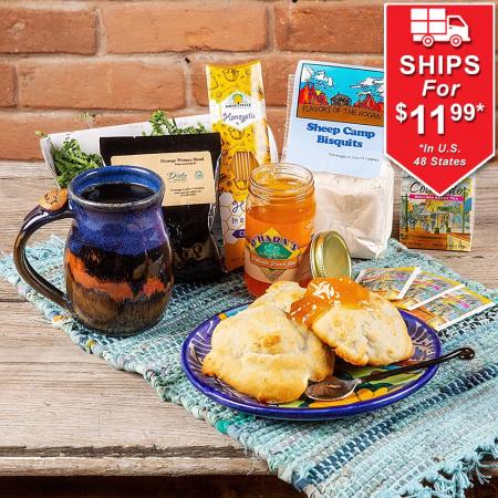 Durango Breakfast Basket