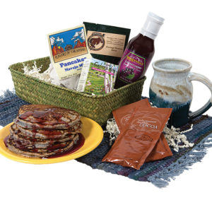 Durango Breakfast Basket