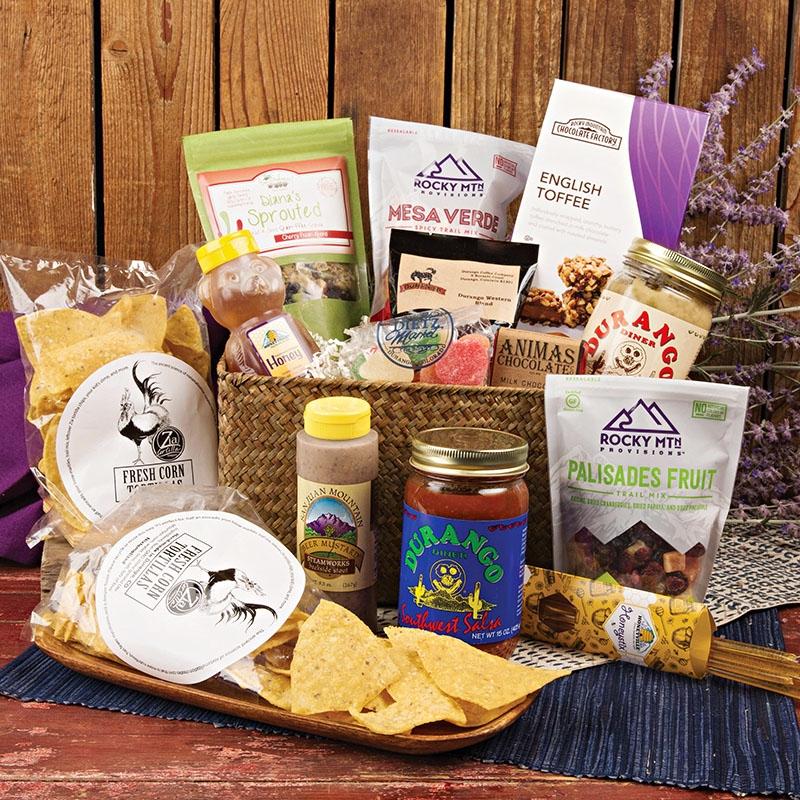 Dietz Market Durango Favorites Basket