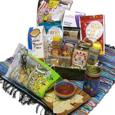 The Durango Favorites Gift Basket