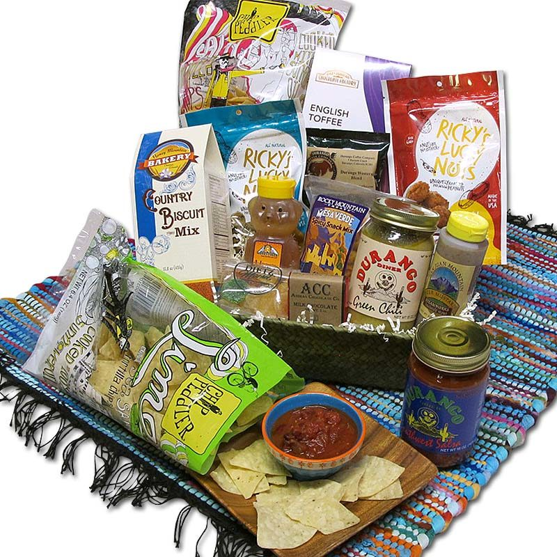 The Durango Favorites Gift Basket