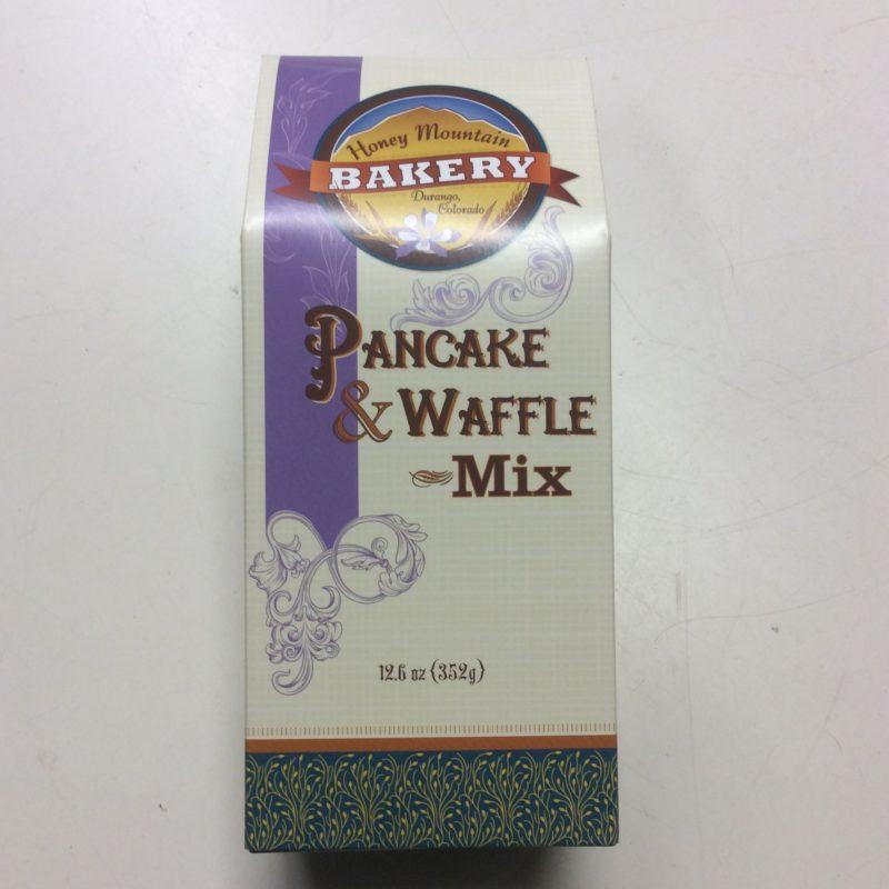Honey Mountain Pancake & Waffle Mix