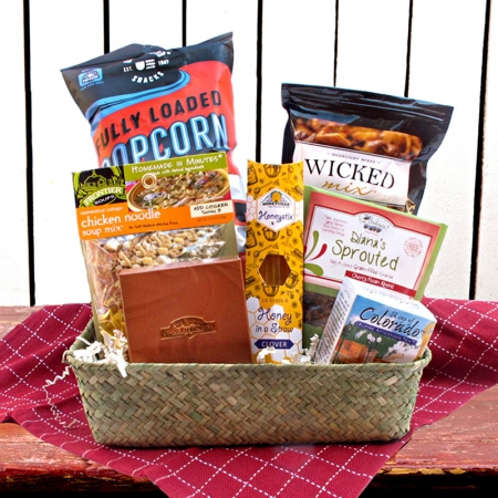 Dietz Market Feel Good Basket