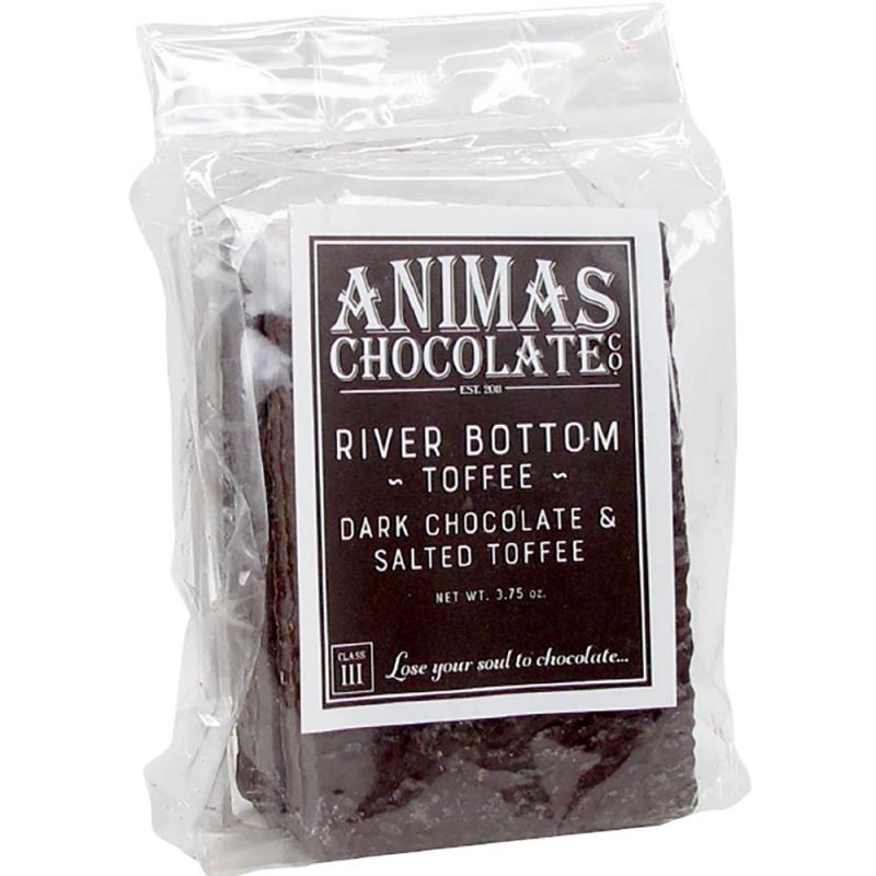 Dark Chocolate Salted Toffee
